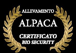 La sicurezza sanitaria dei nostri alpaca è per noi al primo posto sia del nostro gregge di alpaca che dei nostri ospiti.